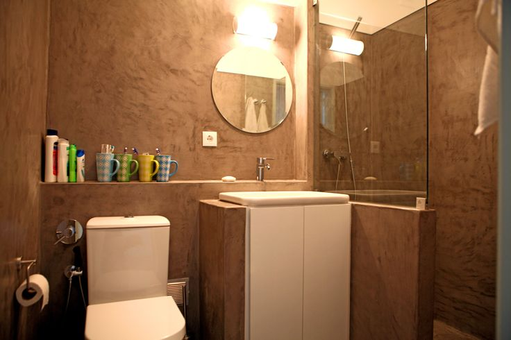 #POLIGONO #Afonsoiii #bathroom #microcement