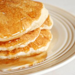 "Best Buttermilk Pancakes... Ever! Saw these on ""Good Eats"" with Alton Brown. He's the man..  - Best Buttermilk Pancakes EVER"