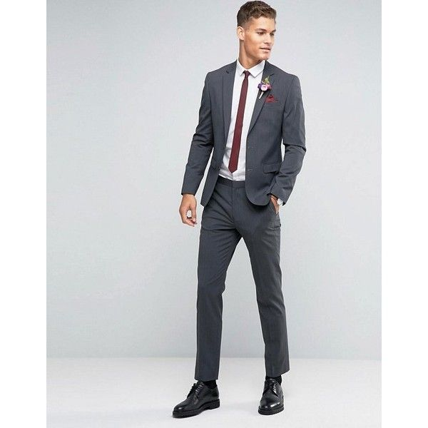 Best 25  Mens charcoal suit ideas on Pinterest | Charcoal suit ...