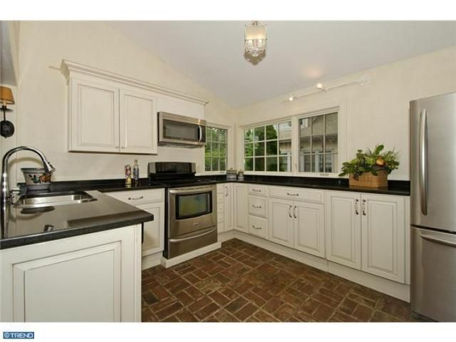 NEWTOWN  101 Liberty Street. Large living room with ...