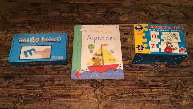 3 top toys for learning letters