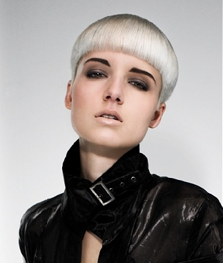 63 best Short Strong Modern Hairstyles images on Pinterest | Short ...