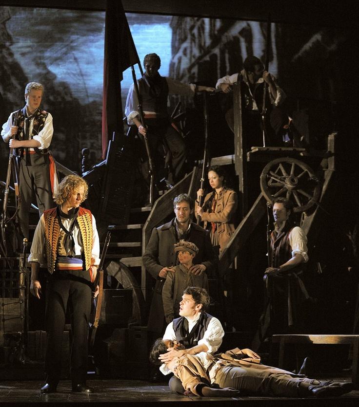 Les Miserables 25th Anniversary Tour! Best Musical Ever. Really. @Terri Osborne McElwee Osborne McElwee Osborne McElwee Schryer, same CAST we saw :D