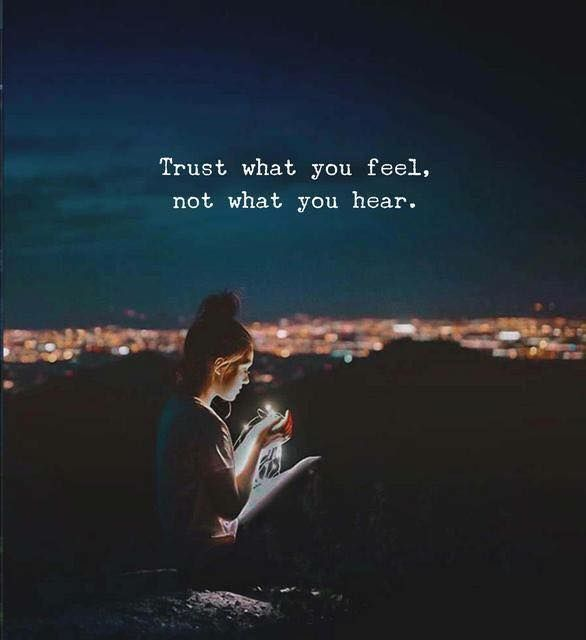 Trust what you feel.. via (http://ift.tt/2tkqZOd)