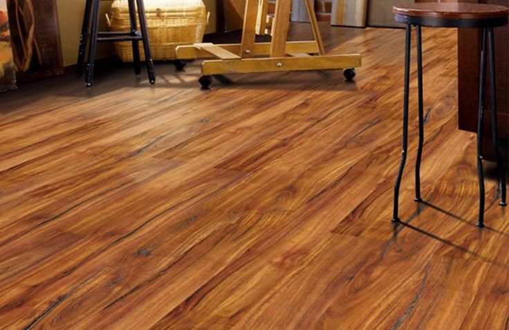 With Acacia Floor S Natural Brown Shade The Flooring