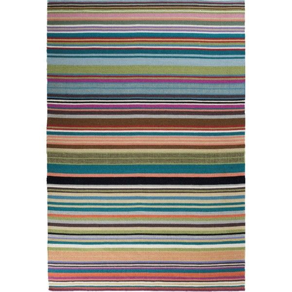 Wełniany dywan Feel Green, 140x200 cm | Bonami