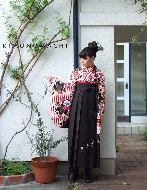 袴ブーツ - Kimono, hakama and cute Victorian boots