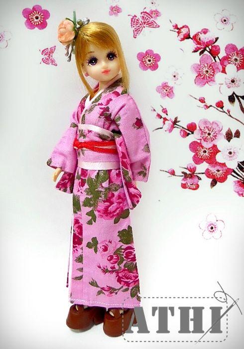 #Licca Chan : Sakura