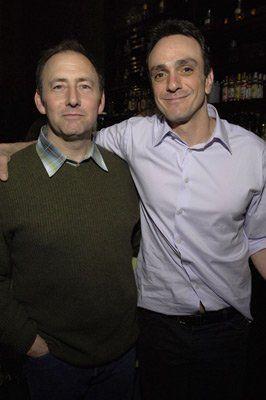 Hank Azaria and Arye Gross | Essential Film Stars, Arye Gross http://gay-themed-films.com/film-stars-arye-gross/