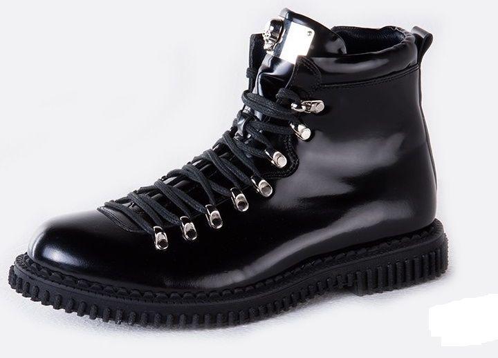 Cipo&baxx calzado 100% piel