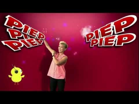 PULCINO PIO - Het Kuikentje Piep (Official tutorial) - YouTube