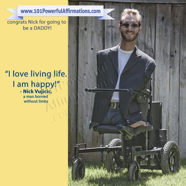 183 Best Images About Nick Vujicic On Pinterest