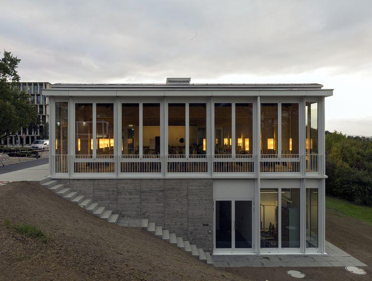 Gallery of ETH Hönggerberg / Tuñón & Ruckstuhl Architects - 6