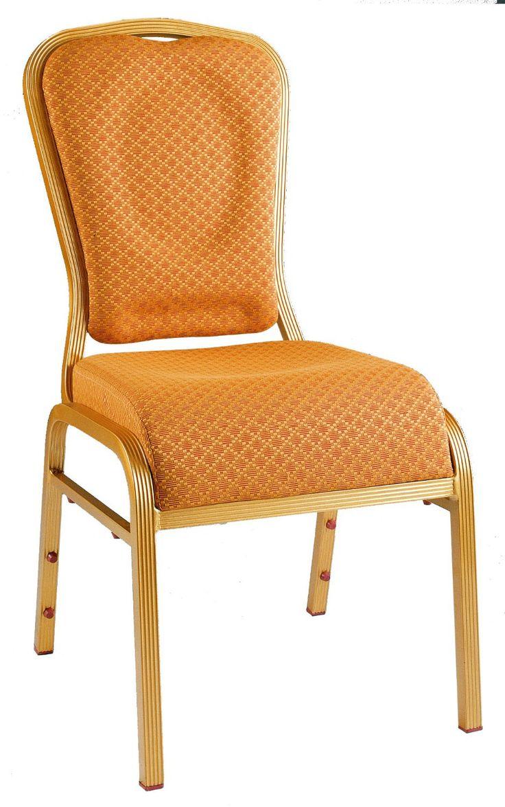 wholesale quality strong gold aluminum vip banquet chairs LQ-L13100