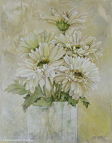 Linda Thompson, 'Simple Display', 11'' x 14'' | Galerie d'art - Au P'tit Bonheur - Art Gallery