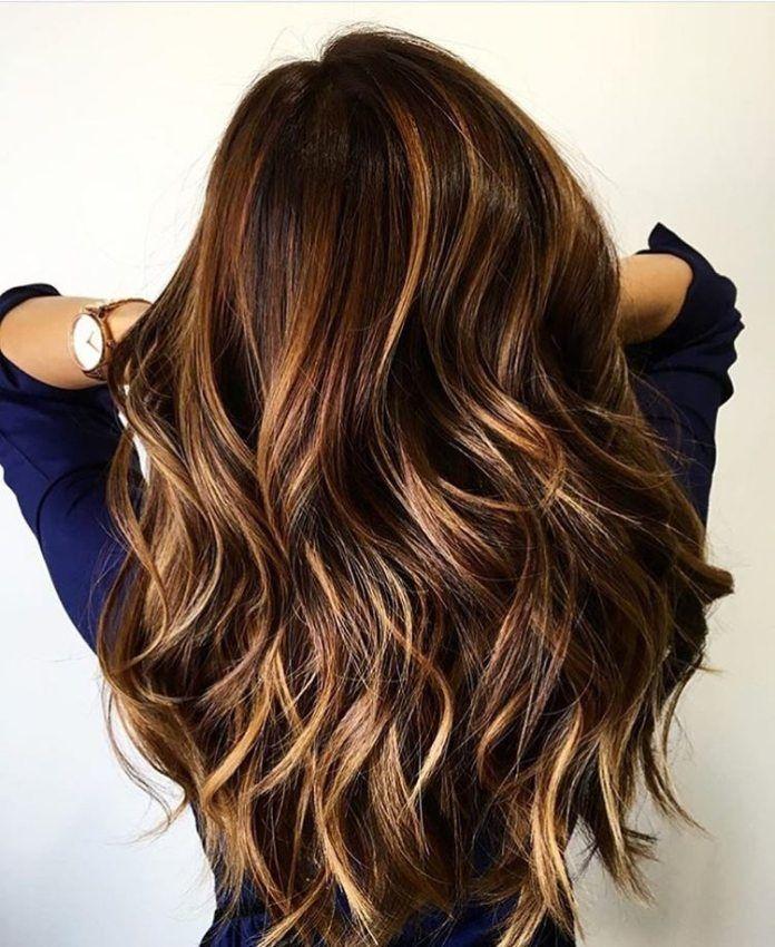 15 Lange Frisuren Fur Dickes Haar Attraktiv Aussehen Neue Besten Frisur Balayage Frisur Frisur Dicke Haare Haarfarben