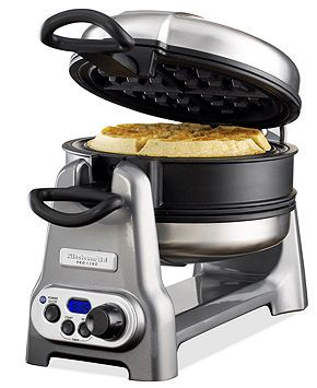 KitchenAid KPWB10B Pro Line Waffle Maker - Electrics - Kitchen - Macy's