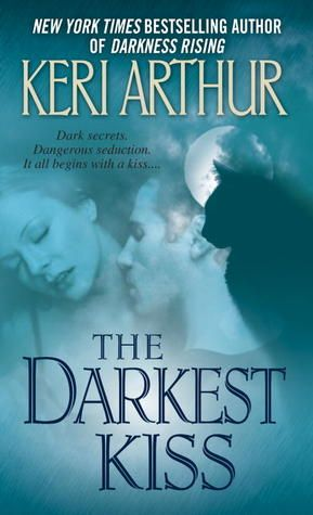 The Darkest Kiss (Riley Jenson Guardian, #6)...recommended by Shannon