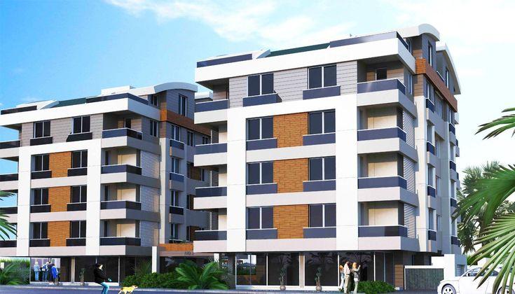 Commercial Property for Sale in Konyaalti, 102