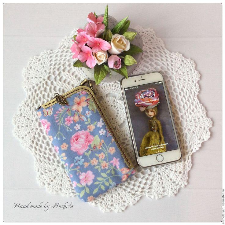 Купить Чехол для мобильного телефона - комбинированный, цветочный, чехол для мобильного, чехол для iphone