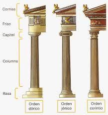 Resultado de imagen para columnas griegas diy