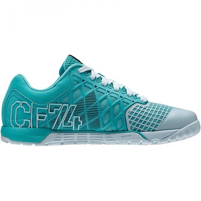 NEW Women's Reebok Crossfit Nano 4.0 because this color is the color of everything I own.