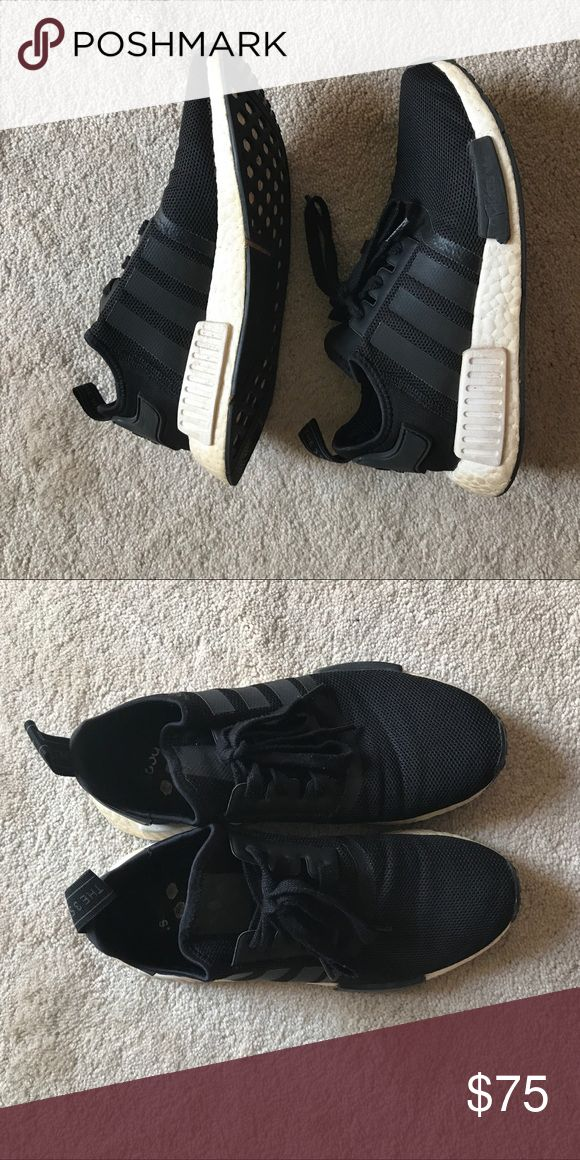 Adidas NMD Boost Used Adidas NMD BOOST adidas Shoes Athletic Shoes