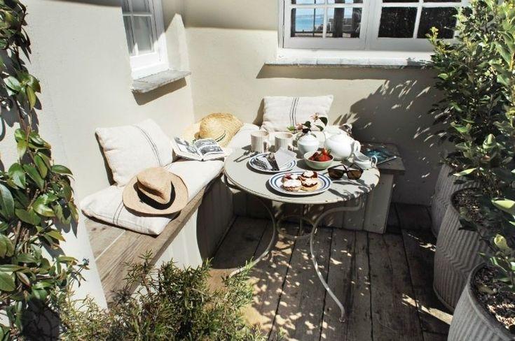 pequeña terraza                                                       …