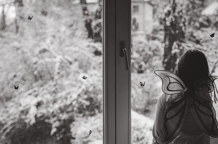 Para Mujer Mariposa - Ana