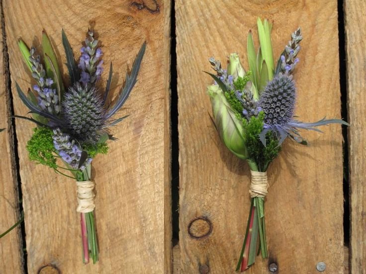 thistle + thistle/lavender ideas!