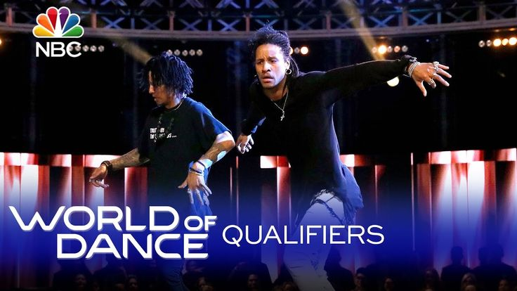 World of Dance 2017 - Les Twins: Qualifiers (Full Performance) Oh my dear #lestwins -  YOU never disappoint - congratulation - love you so much ♥♥ @officiallestwins