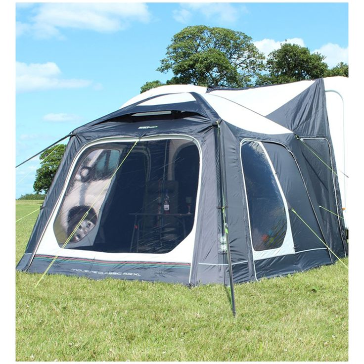 Outdoor Revolution Moveairlite Classic Driveaway Air Awning with Free Groundsheet | Leisure Outlet