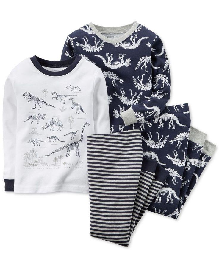 Infant Boy Christmas Pajamas