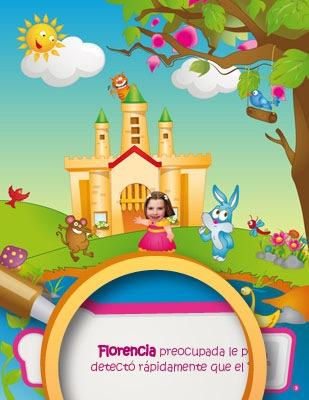 Cuento Infantil personalizado PRINCESAS by SUMMO Diseño Gráfico y Comunicación, via Behance