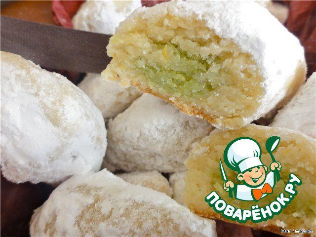 Миндальное печенье Амадео - кулинарный рецепт