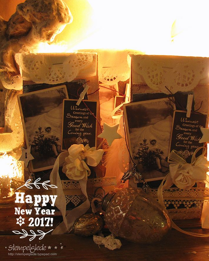 Happy New Year! - Gunhild J. G. Bay - Stempelglede :: Design Team Blog