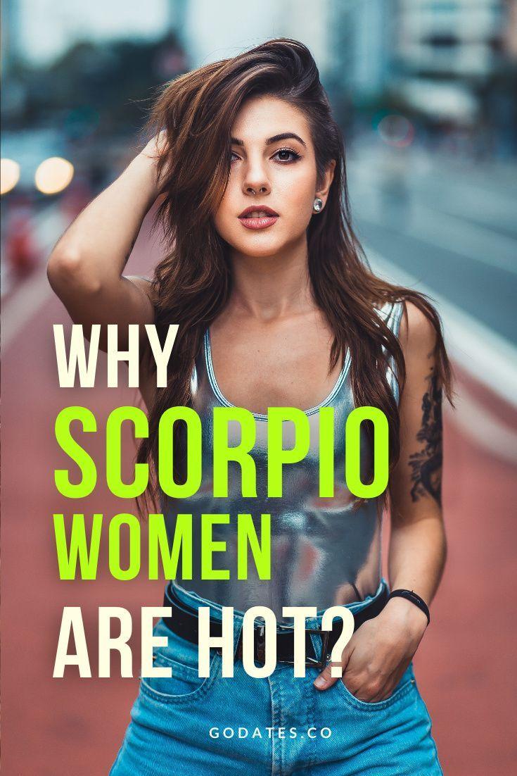 Why Scorpio Women Are so Hot? | Scorpio woman, Scorpio