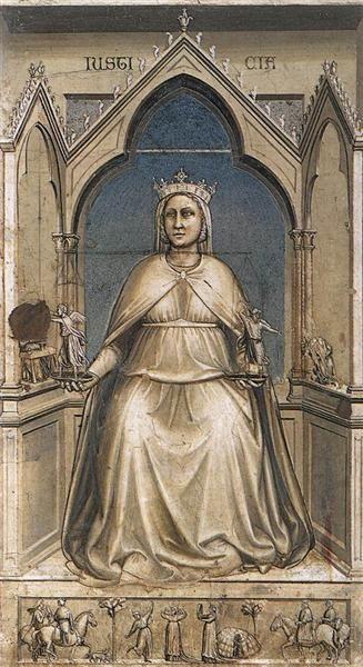 Justice - Giotto