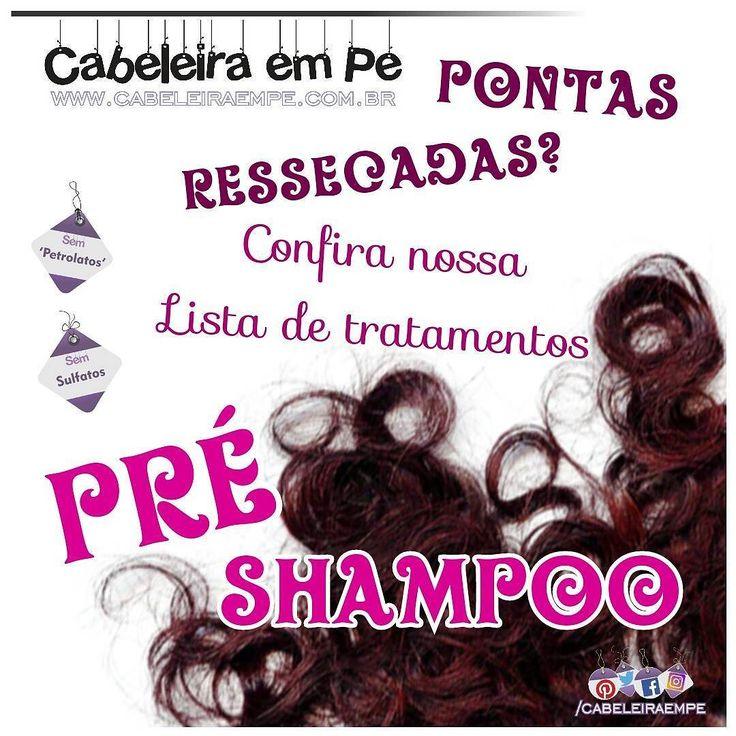 Para não ter que cortar as pontas com tanta frequência previna os danos que o Shampoo causa às pontas do cabelo com protetores Pré-Shampoo. Confira lá no http://ift.tt/297O4s1 (tem link na Bio) uma lista com sugestões deste tipo de tratamento.  #cabeleiraempe #preshampoo #tratamentocapilar #naocortarecupera #pontassecas #coisasdemulher #divando #lindasempre #meamando #fiquelinda #rizos #blackpower #empoderada #crespodivino #afro #encrespa #meninasblackpower #afropower #amomeucrespo…