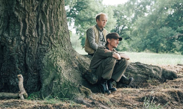 Mackenzie Crook and Toby Jones shine in the third and final series of this beautifully written and performed slice of life