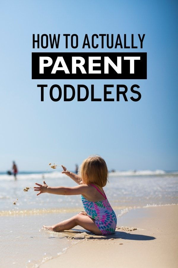Your Guide to Toddler Parenting