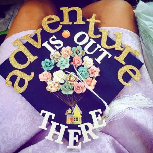 graduation cap ideas for black girl 2016 2017