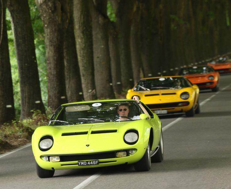 Lamborghini Miura Aniversario 10