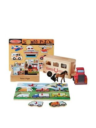 57% OFF Melissa & Doug Vehicles Bundle