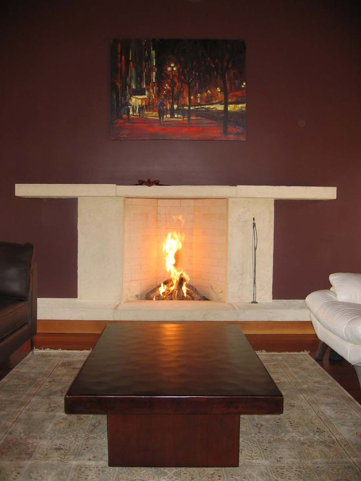 Fire Clay Mortar Recipe : Best rumford fireplace images on pinterest