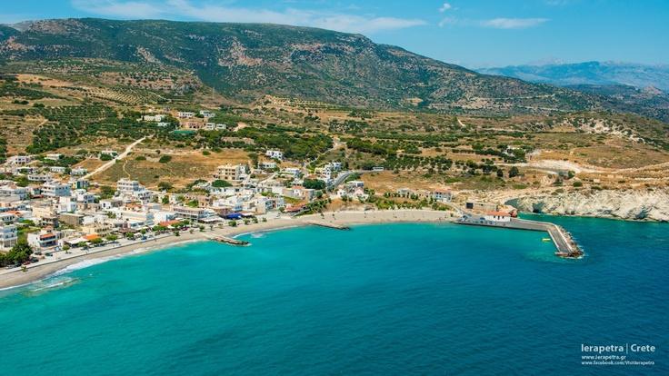 Pachia Ammos Village (#Ierapetra - #Crete) !    Παχειά Άμμος, Ιεράπετρας πά(  CC-BY-SA 3.0)