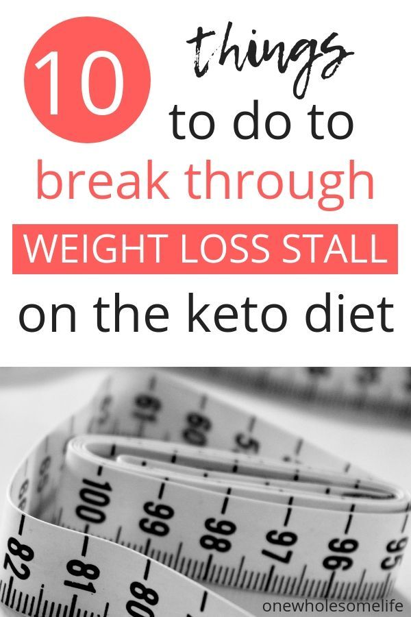 aef0e484dd Are doing a low carb or keto diet and hit a weight loss plateau that you  need to bust through  Here are 10 things you can do to break through a  weight ...