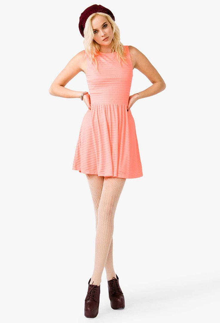 Vestido Forever 21 talla mediana $280