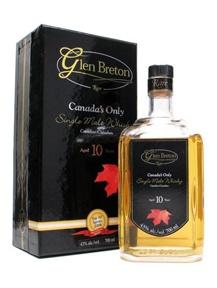 Cape Breton Nova Scotia Whisky (Scotch)