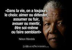 Citation Mandela